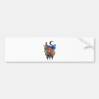 A Desert Festival Bumper Sticker