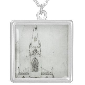 A Design for a Church, 1821 Necklace