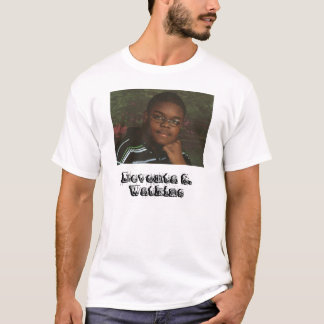 a., Devonta S. Watkins T-Shirt