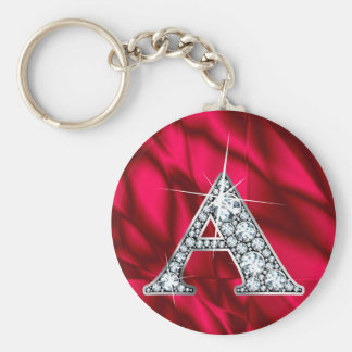"A ""Diamond Bling"" Key Chains"