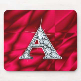 "A ""Diamond Bling"" Mouse Pad"