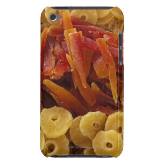 a display of preserved (candied) pine and iPod touch Case-Mate case
