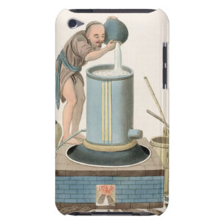 A Distiller, plate 24 from 'The Costume of China', Barely There iPod Covers