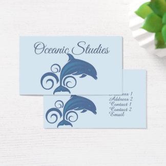 A Dolphin Business Card