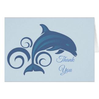A Dolphin Card