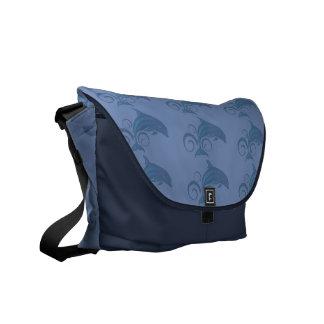 A Dolphin Courier Bag