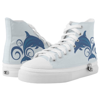A Dolphin High Tops