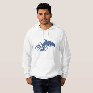 A Dolphin Hoodie