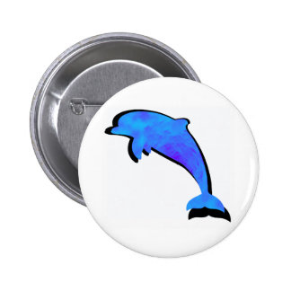 A Dolphins Tale 6 Cm Round Badge