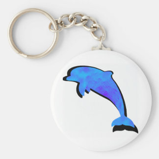 A Dolphins Tale Key Ring