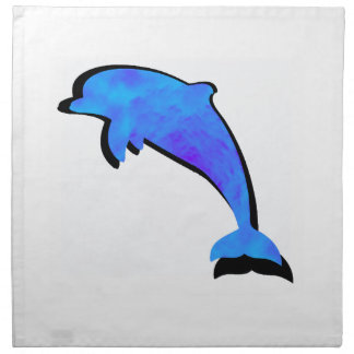 A Dolphins Tale Napkin
