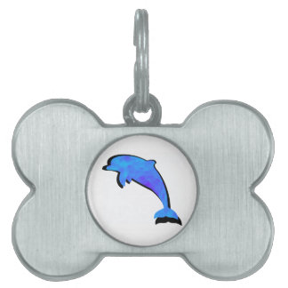 A Dolphins Tale Pet Tag