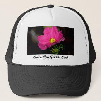 A Donation To The Susan Komen Cancer Fund Trucker Hat