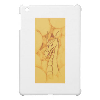 A Dragon Wreathed in Smoke (Bronze) Case For The iPad Mini