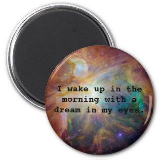 A Dream in My Eyes Magnet