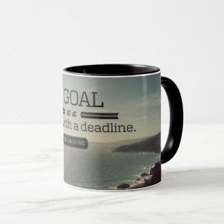 A Dream With A Deadline Mug