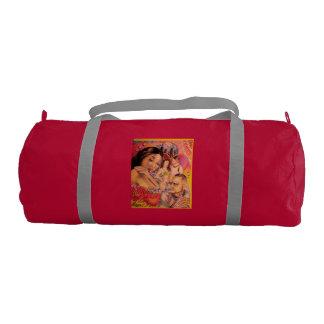 A duffle journey bag gym duffel bag