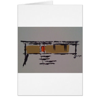 A Eichler home on a T #3 Card