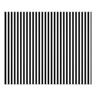 A Elegant Black and White Modern Stripes Art Photo