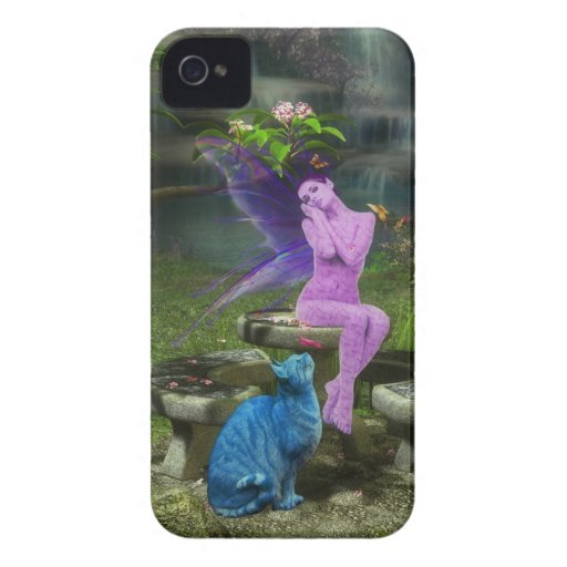 A Fairies World Blackberry Barely There Case-Mate Blackberry Bold Cases