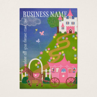 A Fairy Tale Life - Hang Tags & Business Cards (*)