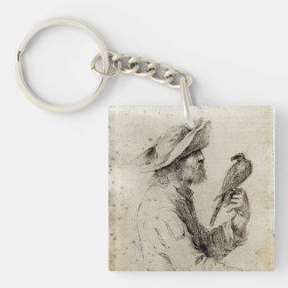 A Falconer - 1640 Acrylic Keychains