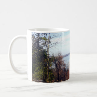 A Fall River Coffee Mug