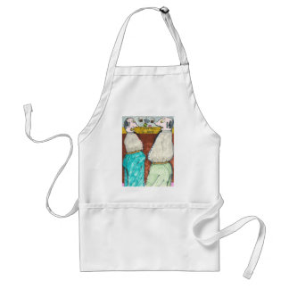 A Farewell to Arms Standard Apron
