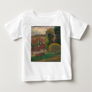A Farm in Brittany - Paul Gauguin Baby T-Shirt