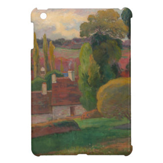 A Farm in Brittany - Paul Gauguin iPad Mini Cover