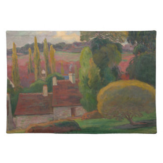A Farm in Brittany - Paul Gauguin Placemat