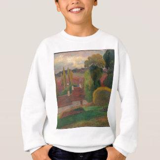 A Farm in Brittany - Paul Gauguin Sweatshirt