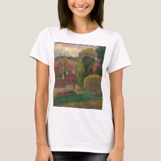 A Farm in Brittany - Paul Gauguin T-Shirt