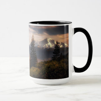 A Favourite View of Mt. Shasta and Black Butte Mug