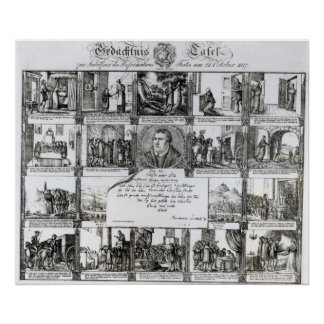 A Feast to Celebrate the Reformation Poster