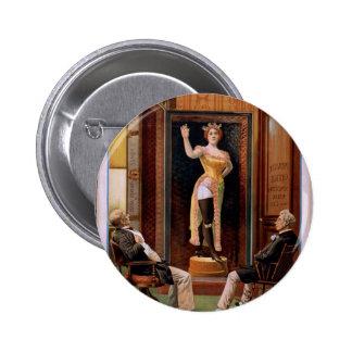 A Female Drummer Buttons