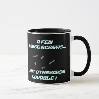 A Few Loose Screws Mug