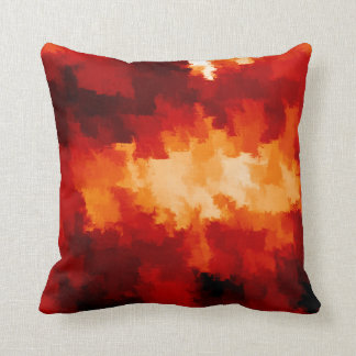 A Fiery Patch Work Cushions