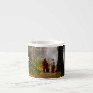 A Fine Autumn Day Espresso Cup