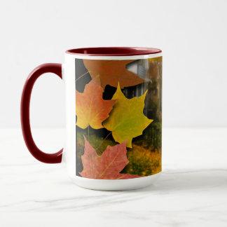 A Fine Autumn Day Mug