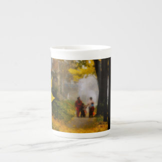 A Fine Autumn Day Tea Cup