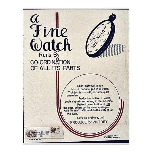 A Fine Watch Flyers