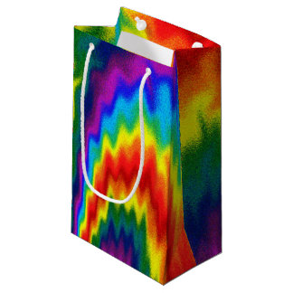 A Fire In A Rainbow Small Gift Bag