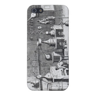 A first view of Practical Chemistry iPhone 5 Cover