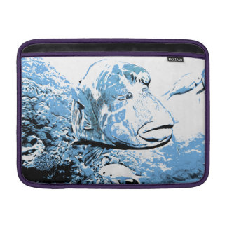 A fish called Wally Sleeve For MacBook Air