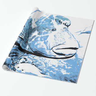 A fish called Wally Wrapping Paper