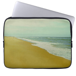 A Fisherman and the Sea Laptop Sleeve