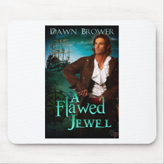 A Flawed Jewel Cover Mouse Pad
