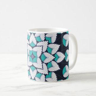 A Floral Burst Coffee Mug