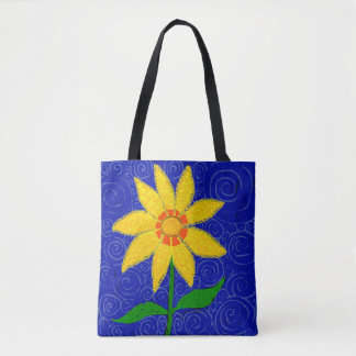 A Flower Like No Other Tote Bag by Julie Everhart